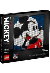 Lego Art Disney´s Mickey Mouse 31202