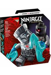 Lego Ninjago Set de Batalla Legendaria Zane Vs. Nindroine 71731