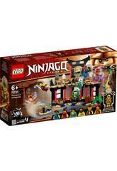 Lego Ninjago Torneio dos Elementos 71735
