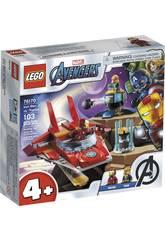 Lego Súper-héros Avengers Iron Man vs. Thanos 76170