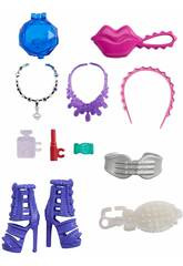Barbie Fashion Accesoire luxury Mattel GRC15