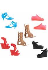 Barbie Chaussures Pack d'été Mattel GXG02