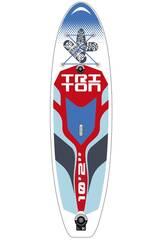 Paddle Board Surf Stand-Up Kohala Triton White 310x84x15 cm. Ociotrends KH32005