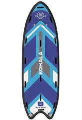 Tabla Paddle Surf Stand-Up Kohala Big Sup 8 480x155x20 cm. Ociotrends KH48020