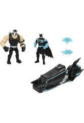 Batman Batmota com 2 Figuras 10 cm. Bizak 6192 7830