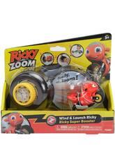 Ricky Zoom Lanzador Dos Velocidades Bizak 3069 0059