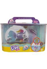 Little Live Pets Pecera Aquaritos Famosa LP100010