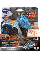 Switch & Go Dinos Férops Le Triceratops Vtech 542922