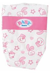 Baby Born Pack 5 Pañales