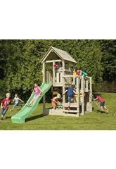 Parque Infantil Penthouse XL con Columpio Individual Masgames MA802211