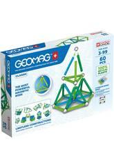 Geomag Green 60 Piezas Toy Partner 272