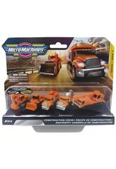 Micromachines World Pack 5 Vehículos Toy Partner MMW0065