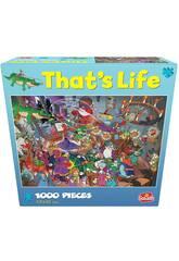 Puzzle 1.000 That's Life Magia Goliath 919262
