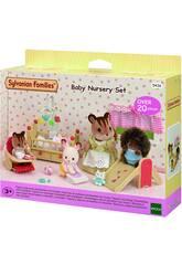 Sylvanian Families Epoch Baby Bedroom Set For Imagination 5436