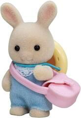 Sylvanian Families Baby Milk Bunny Lapin d'Epoque Imagination 5413