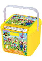 Aquabeads Super Mario Epoch Creativity Cube For Imagination 31774