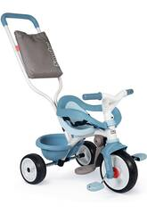 Tricycle Be Move Confort Bleu Smoby 740414