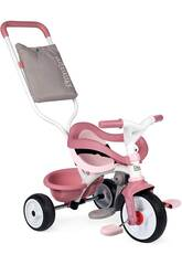 Triciclo Be Move Confort Rosa Smoby 740415