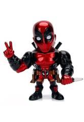Marvel Metal Deadpool Figure Simba 253221006