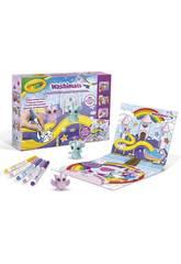 Washimals Animales Fantásticos Set Búho y Koala Crayola 74-7435