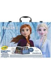 Artist Aktentasche Frozen 2 Crayola 04-0635