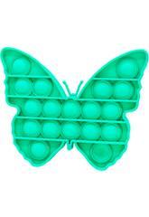 Pop It Borboleta Verde