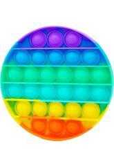 Pop It Circle Rainbow
