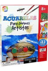 Pintura Con Acuarelas Petit Picasso Cefa Toys 572