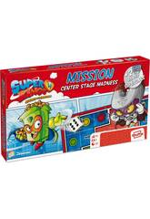 Juego Superzings Mission Center Stage Madness Cefa Toys 686