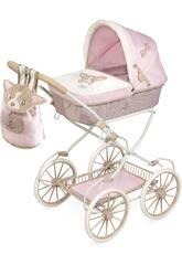 Chariot pliable pour poupées Didi DeCuevas 80043