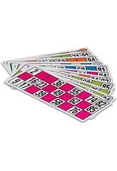 24 cartes de loterie Cayro C-24 Bingo