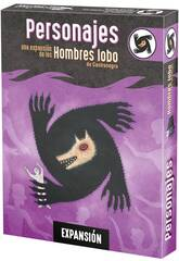 The Werewolves of Castronegro Character Expansion Asmodee LOB04ES