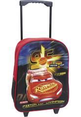 Mochila Trolley Cars 3D Toybags T810-105