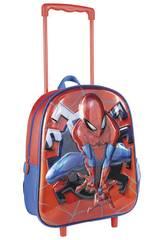 Spiderman 3D Trolley Sac à dos Toysbags T810-127