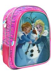 Mochila Frozen Visión Efecto 5D Toybags T323-104