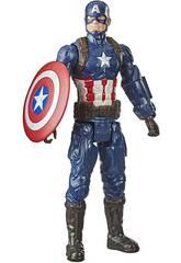 Avengers Titan Hero Figure Captain America Hasbro F1342