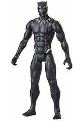Avengers Figura Titan Hero Black Panther Hasbro F2155
