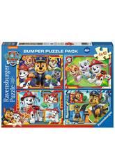 Paw Patrol Puzzle 4x42 Pieces Ravensburger 5050