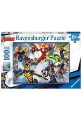 XXL Avengers Casse-tête 100 Pièces Ravensburger 13261