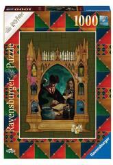 Casse-tête Harry Potter et le Prince de Sang-Mêlé Edition du livre 1.000 pièces Ravensburger 16747