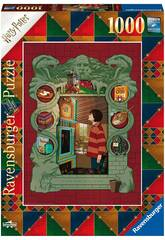 Casse-tête Harry Potter Book Edition 1 000 pièces Ravensburger 16516