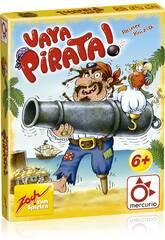Jeu de société What a Pirate ! Mercure Z0014