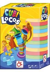 Juego de Mesa Cubi Locos Mercurio BO0018