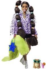 Barbie Extra Bubbles Zöpfen Mattel GXF10