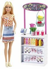 Barbie Smoothie Stand Mattel GRN75