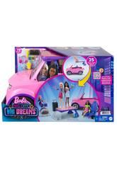 Barbie Big City Big Dreams Musikauto Mattel GYJ25