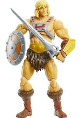 Masters Del Universo Revelation Figura He-Man Mattel GYV09