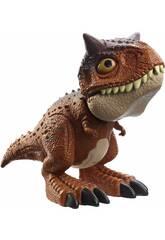 Jurassic World Carnotaurus Baby Baby Teether Mattel HBY84