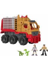 Imaginext Jurassic World Truck Mattel HCH97
