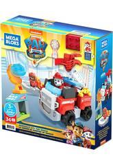 Mega Bloks Paw Patrol Mashall's Fire Fighting Mattel GYJ01